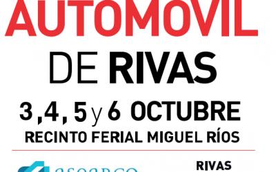 Rivas enciende los motores y se prepara para acoger la cuarta edición de su Feria del Automóvil